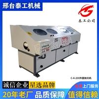 厂家销售多工圆管抛光机  外圆自动抛光机 泰工机械