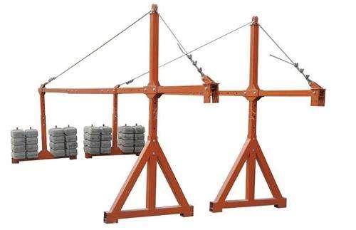 吊篮 电动吊篮 安阳市凯力特电动吊篮