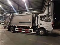 黃南垃圾車廠家后裝垃圾壓縮車報價