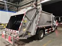 巢湖垃圾車廠家后裝垃圾壓縮車報價