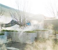 长春市高压景观喷雾装置