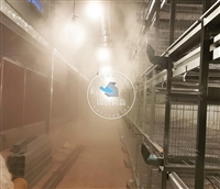 细水雾自动消毒喷雾设备设备
