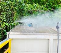 性价比自动消毒喷雾系统设计
