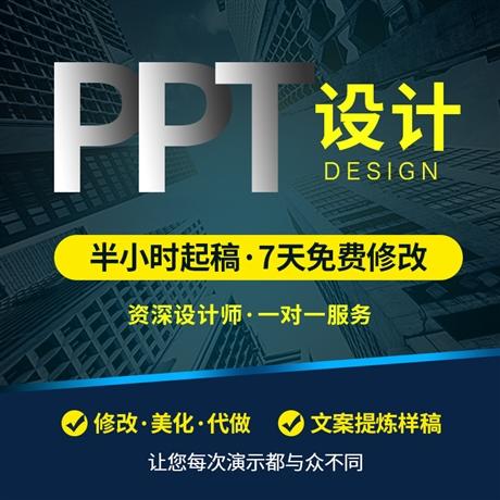 乌兰察布市PPT代做PPT排版一对一PPT服务出稿快
