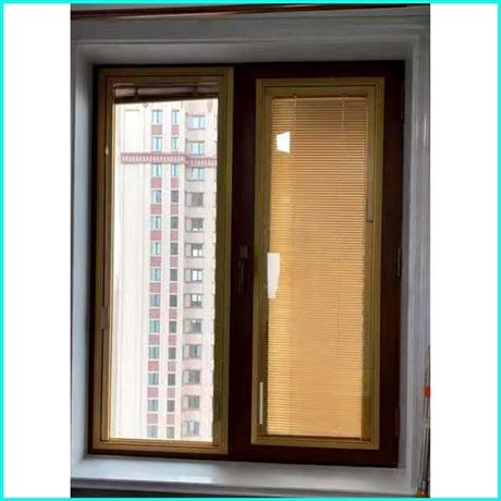 和平磁控百叶窗 铝合金遮光百叶窗 办公卷帘厂家