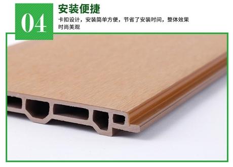 全屋定制-生态木地板-木塑地板