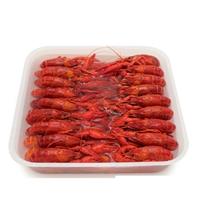 华山良仁液氮速冻清水小龙虾1kg/盒 冷冻小龙虾全国门店餐饮批发
