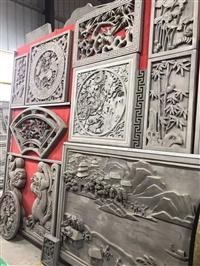 鎮江磚雕價格 鏤空磚雕廠家  古建四合院影壁墻磚雕