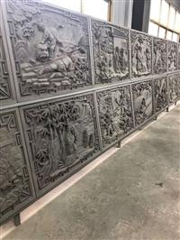 泰州磚雕價格 壁掛磚雕廠家  古建四合院影壁墻磚雕