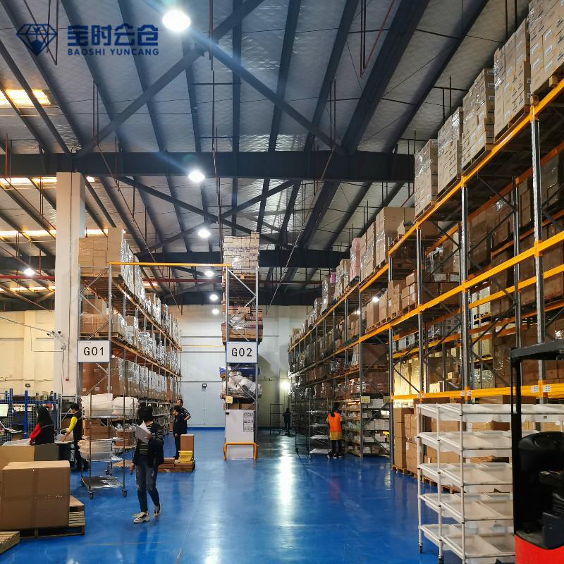 天猫商家仓储代运营 上海电商第三方全托管 仓库面积租期高弹性