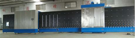 立式全自动中空玻璃生产线内合片1800