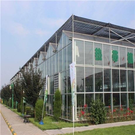 玻璃温室   玻璃温室大棚 农业温室