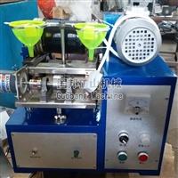 实验室干式双辊强磁磁选机