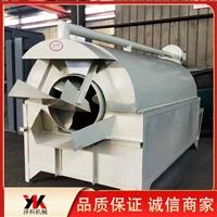 多工能稻壳碳化烘干机 新一代鸭肠烘干机设备 移动酱油渣烘干机