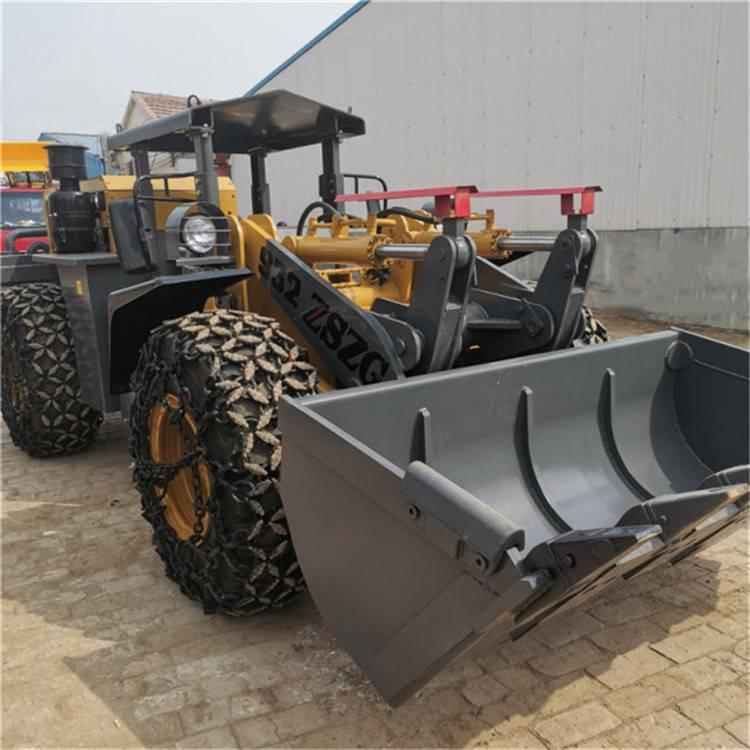 矿用装载机 矮体装载机 井下用矿用装载机 自带水循环尾气过滤