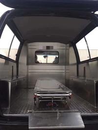 宿遷市遺體返鄉冷凍長途殯儀車設備齊全24小時服務