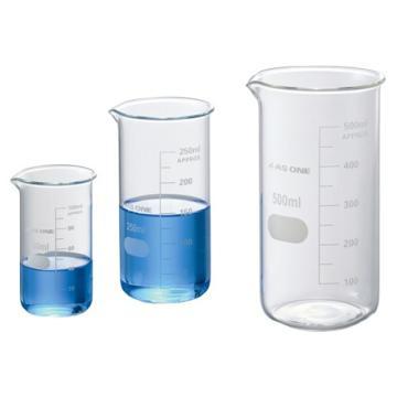 亚速旺(ASONE)高型烧杯 50ml TFB50,C4-566-01  C4-566-01