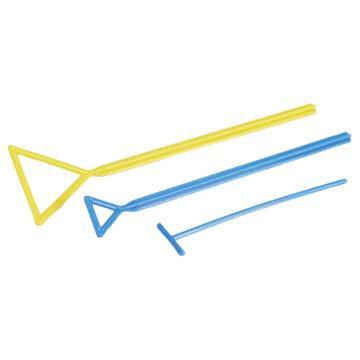 亚速旺经济型一次性细胞涂布棒(独立纸塑包装), 240X60(1支/纸塑包装x100袋)  CC-4385-02