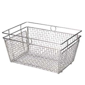亚速旺(ASONE)不锈钢洗浄筐子SS 小(1个装),4-101-02  4-101-02