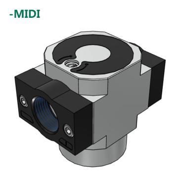 费斯托FESTO HEL安全启动阀,HEL-3/4-D-MIDI,165081  HEL-3/4-D-MIDI,165081