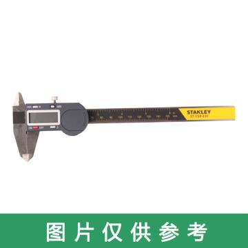 史丹利 数显游标卡尺, 37-200-23C,不含第三方检测 专业级数显游标卡尺0-200mm 37-200-23C