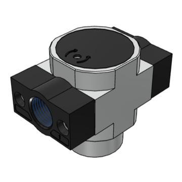 费斯托FESTO HEL安全启动阀,HEL-3/8-D-MINI,165078  HEL-3/8-D-MINI,165078