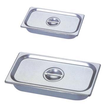 亚速旺(ASONE)实验室用经济型不锈钢托盘(带盖) TPL-012(1个),CC-4623-02  CC-4623-02