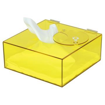 亚速旺(ASONE)防静电有机玻璃盒(无尘棉签用) CC-982,C3-8998-01  C3-8998-01