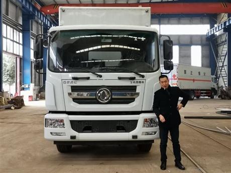 四川10吨国六爆破车生产厂家