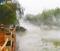景观喷雾 水雾降温价格