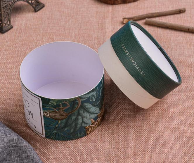 春联挂历纸筒 食品茶叶礼品纸罐 通用纸筒