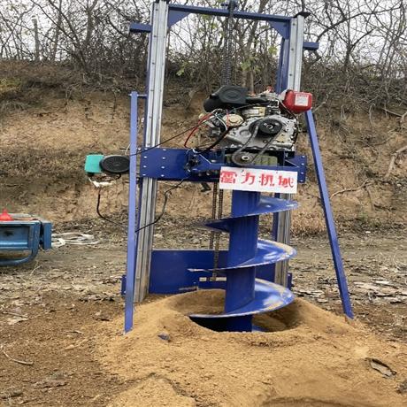 管桩清理机灌芯出泥一旋净成型