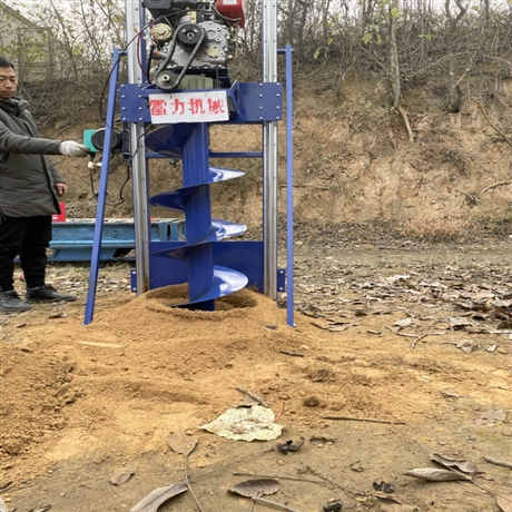 灌桩掏土机清理管桩芯取泥有道