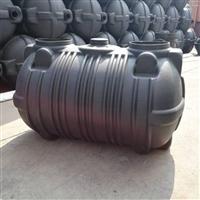 自产生产 双瓮化粪池 吕梁旱厕改造三格式化粪池 三格化粪池 品质塑料