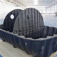 安阳三格化粪池厂家 价格 1.5立方分体式