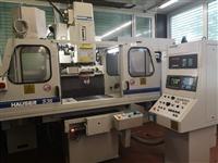 二手JG磨床 瑞士Hauser S35-400坐标磨床CNC