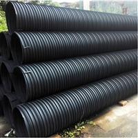 延安市批发HDPE中空壁缠绕管 HDPE塑钢缠绕 排水聚乙烯钢 塑复合螺旋缠绕管