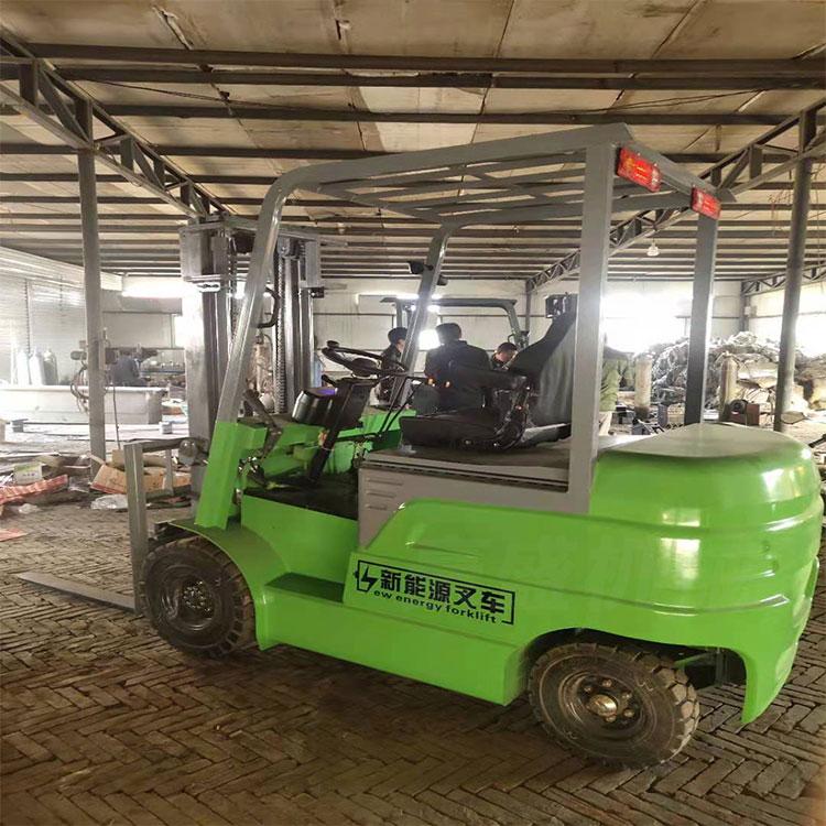 叉車電動叉車 電動堆高車電動升降 1.5噸2噸