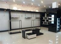 承接各类成都服装展柜、服装展示柜展示架货架定制厂