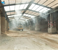 空气雾化除尘除尘雾化喷厂家