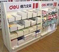 承接各类成都文具店货柜货架、文具柜、成都文具展柜定制厂家