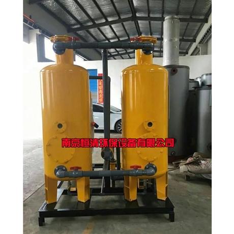 供應南京恒清環保設備 沼氣凈化設備 脫硫罐 脫硫系統