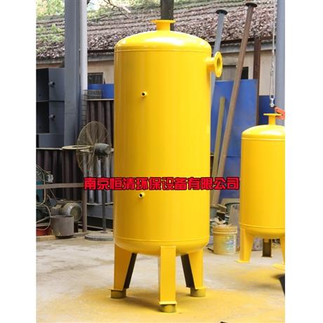 供應南京恒清環保設備 沼氣凈化設備 脫水罐 汽水分離器