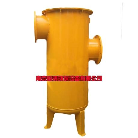 供應南京恒清環保設備 沼氣凈化設備 過濾器 初級過濾器