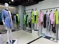 广州华景国际品牌折扣女装新款女温柔风裙子艾托奥 批发尾货渠道