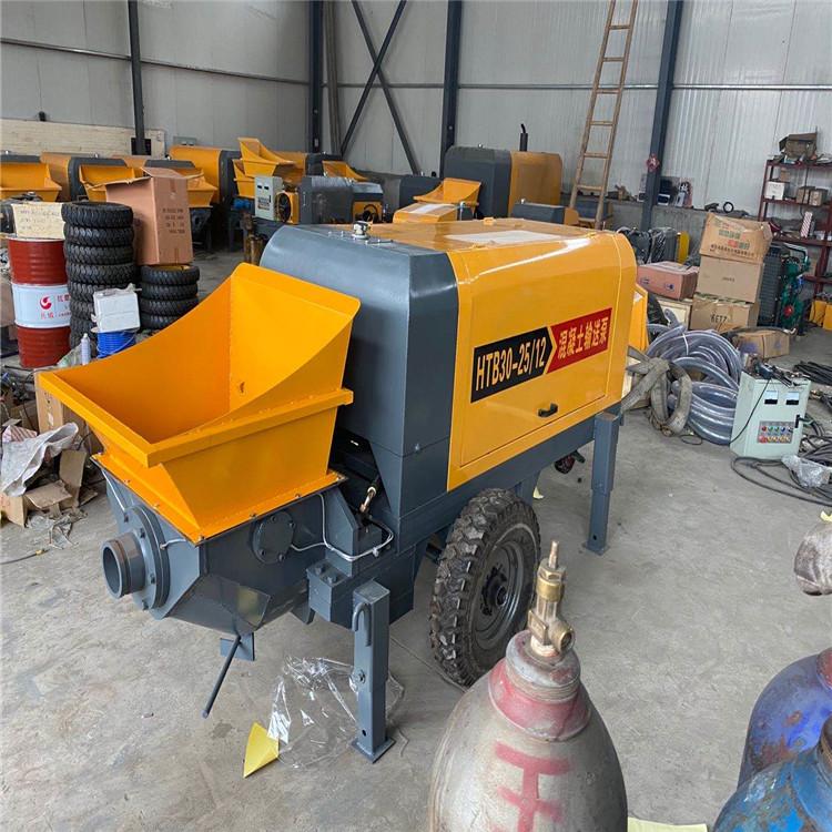 混凝土输送泵地泵 混凝土泵输送泵 源头厂家