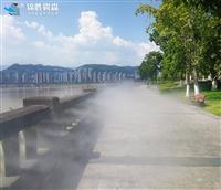 景区景观造雾设备设计