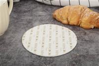 巧克力抗压纸圆形纸 威化食品包装缓冲纸可定制 巧克力缓冲纸垫