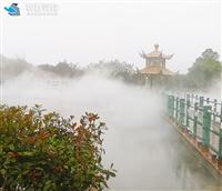 人造雾景观高压微雾加湿机装备设备