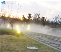 人造大雾景观高压微雾加湿机装置定制
